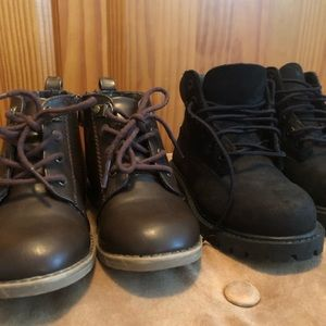 Toddler Boys Size 10 Boot Bundle